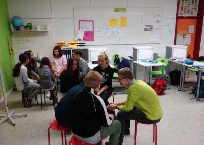 Lernen Lerninput Gruppe