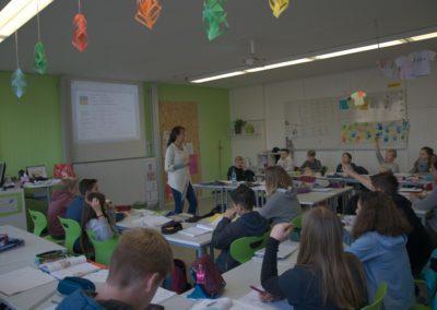 GMS-Lerngruppenzimmer Klassenzimmer