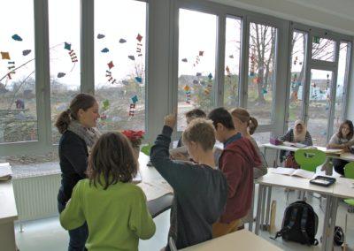 Lerninput Klassenzimmer