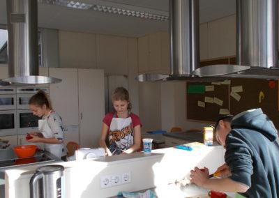 in der Küche AES