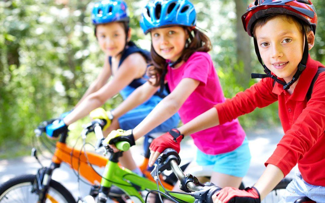 Wir sind im Ziel!- Jugendkampagne FahrRad!