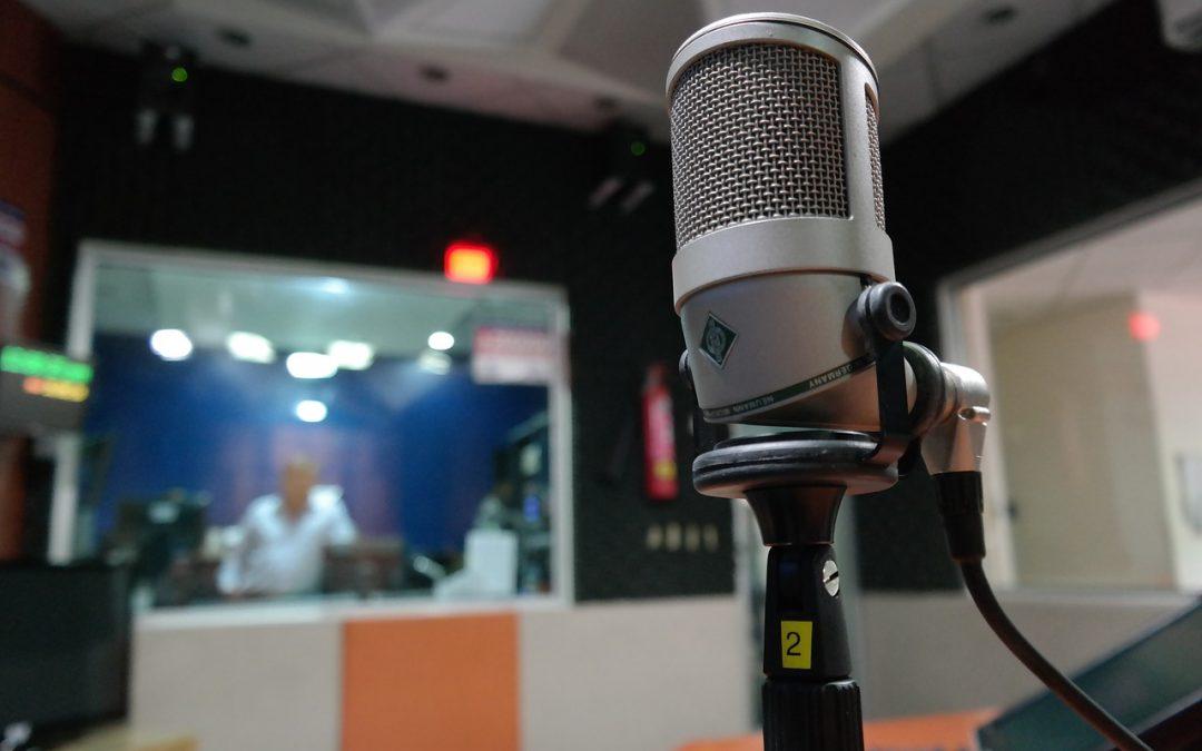 Schüler- Radio- Tag Projektstartschuss!