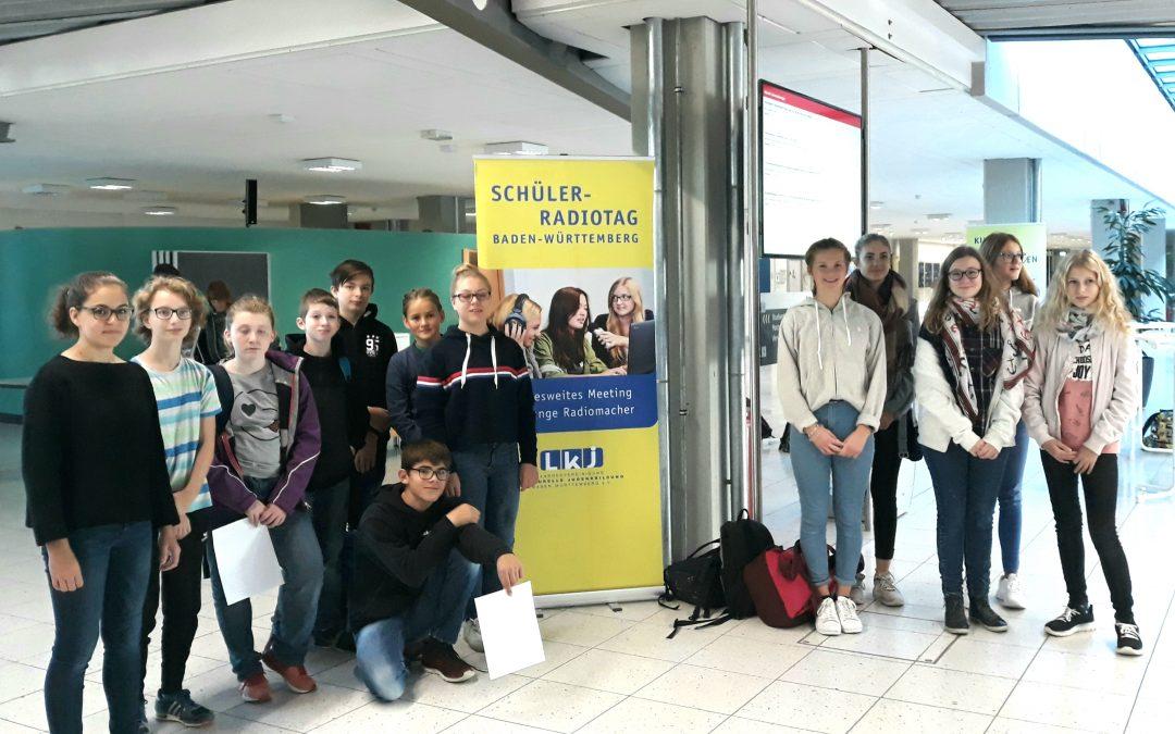 Schülerradiotag Stuttgart