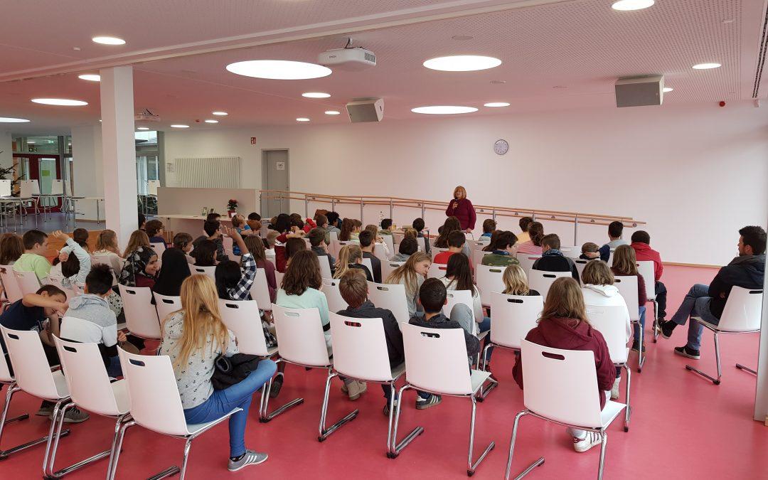 Schriftstellerin Gudrun Reinboth zu Gast in Karlsbad