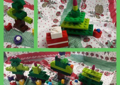 NwT: weihnachtliches Konstruieren