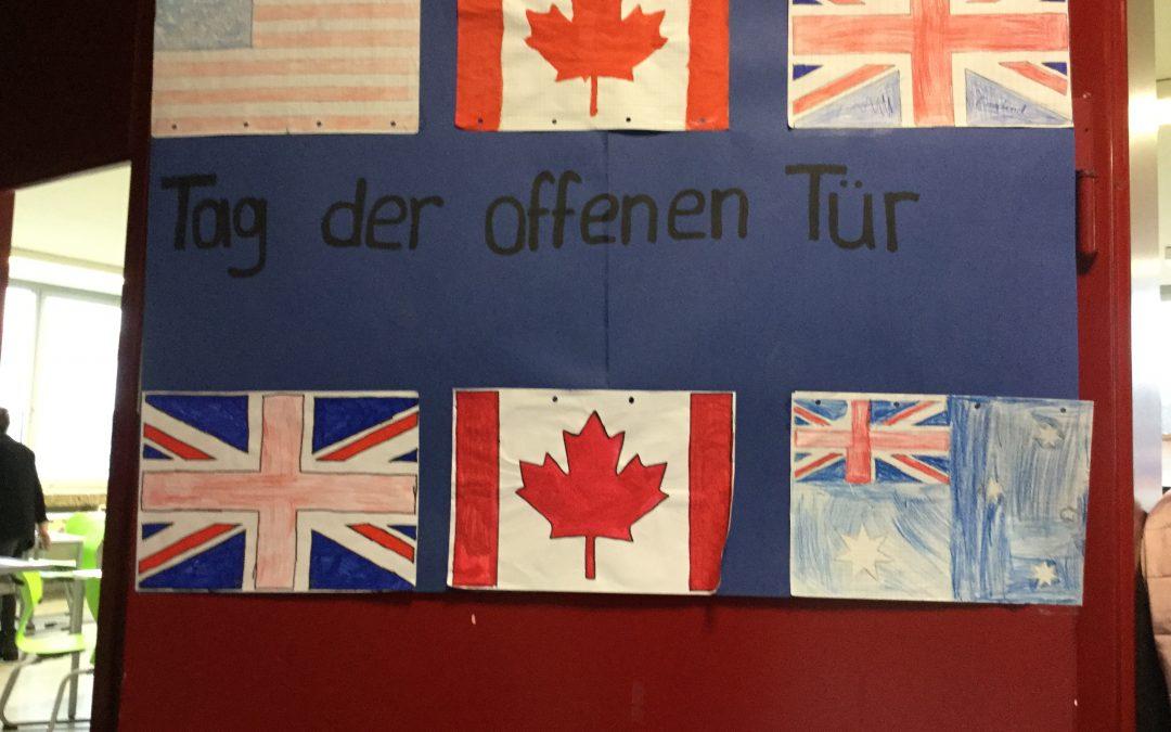 Englisch hautnah erleben!