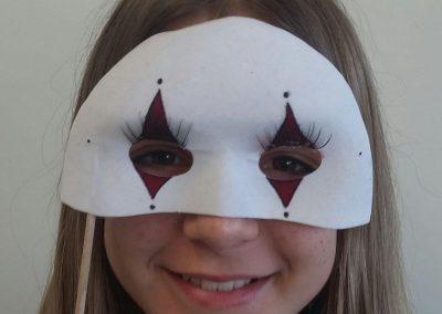 Masken der 7c