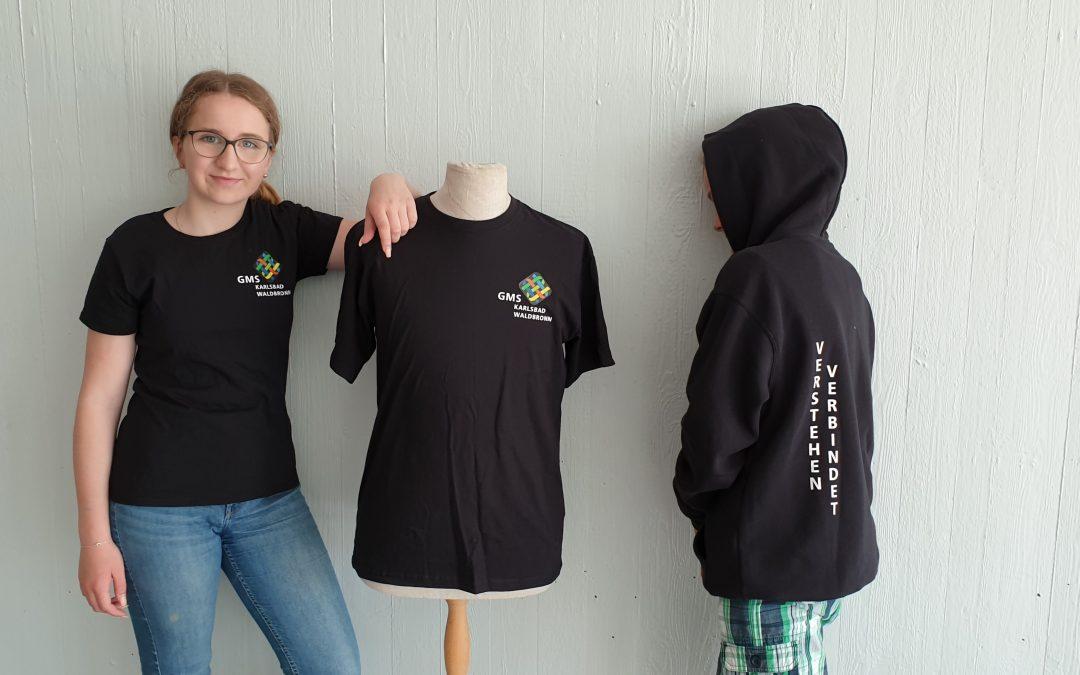 GMS T-shirt und Hoodie
