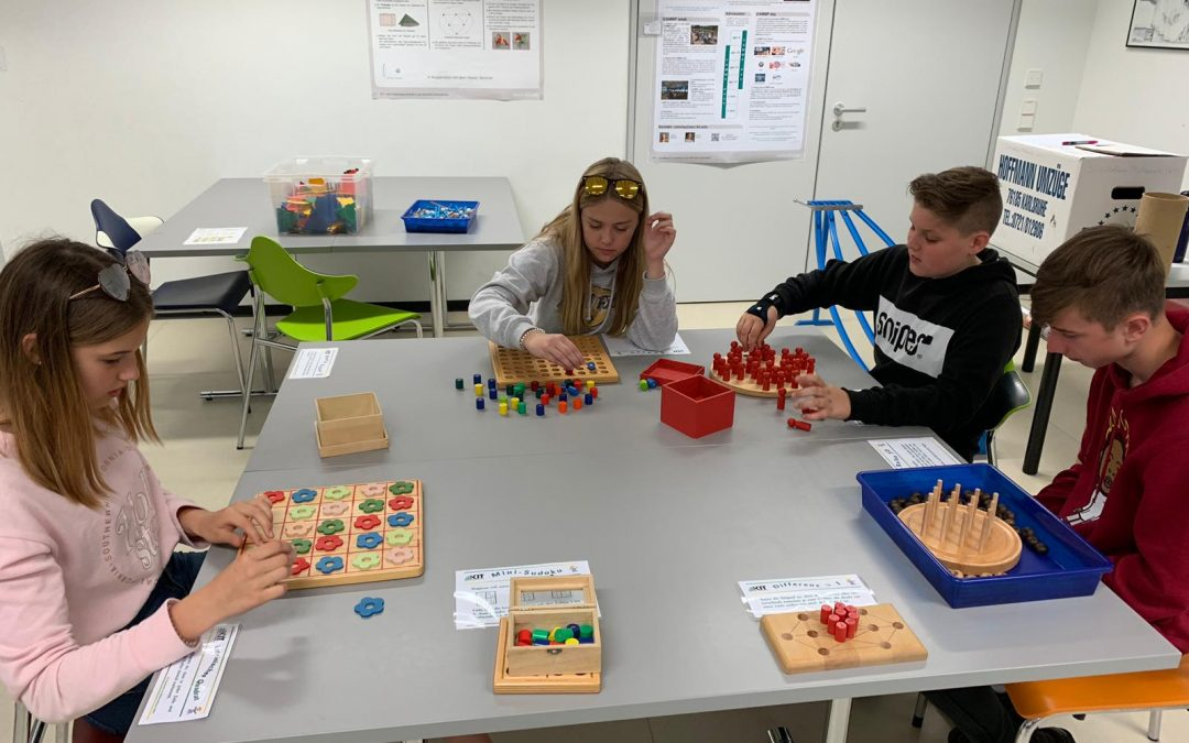 Fachtag im KIT Schülerlabor Mathematik