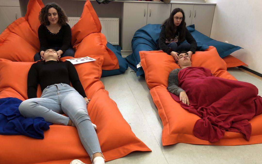 Entspannt in die Prüfung