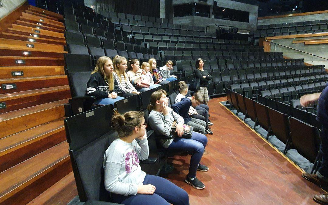 Theaterwoche der 6. Stufe – tolle Erlebnisse am Badischen Staatstheater