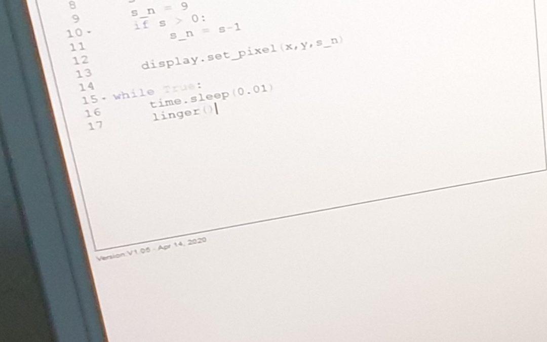IMP – Programmieren